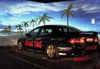 Le jeu vidéo de voiture ultime : Drag Tag !!!