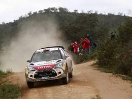 Citroën confirme sa présence en WRC en 2015