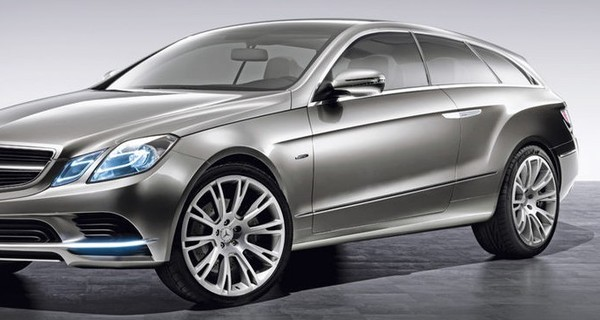 Mercedes Classe E : bientôt en version Shooting Brake