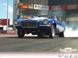 Hot Rod Drag Week 2010 : du V8 à gogo