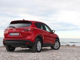 Mazda retarde l'arrivée de ses modèles diesels aux Etats-Unis