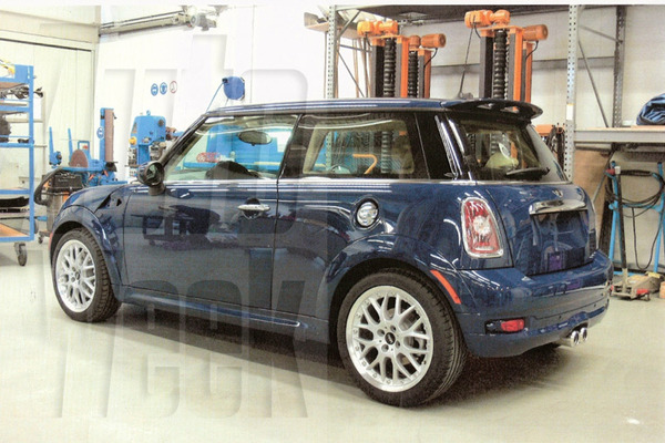 Mini par Rolls-Royce : c'est elle