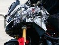 Nouveautés – Ducati: la Multistrada laisse deviner son  nouveau visage
