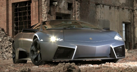 Des nouvelles de la remplaçante de la Lamborghini Murciélago