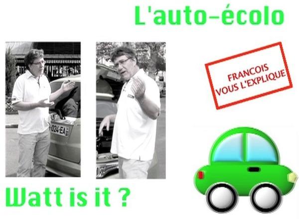 Nouvelle rubrique - What is it : François vous explique ... la Honda Jazz Hybrid