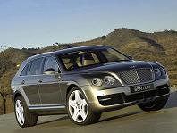 Bentley SUV ? La réponse est NON !