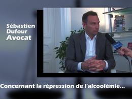 Nouvelle mesure concernant l'alcoolémie au volant : l'avis de Maître Sébastien Dufour