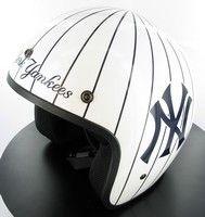 Vintage et base-ball avec le jet MLB Yankee White.