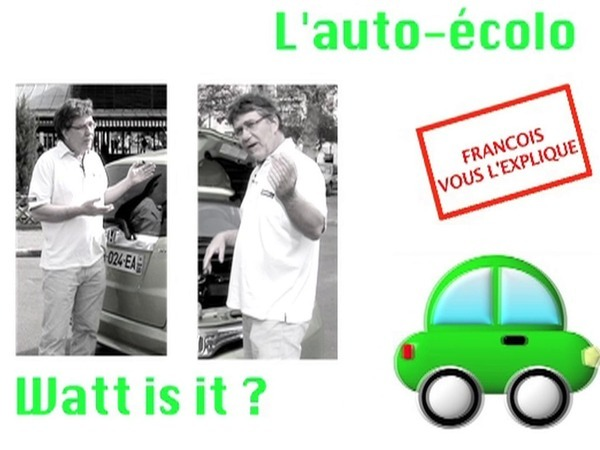 Nouvelle rubrique - What is it : François vous explique ... l'Opel Insignia Turbo E85