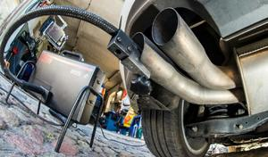 Les voitures vendues en France rejettent de plus en plus de CO2