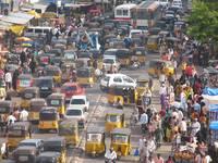 Delhi : la qualité de l'air toujours en baisse avec  500 000 nouveaux véhicules sur les routes l'an passé