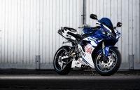 Photos du jour : Yamaha YZF R1 réplica Moto GP