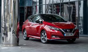 Uber commande 2000 Nissan Leaf pour sa flotte londonienne