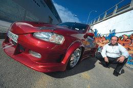 La Ford Escrotte de José Luis...