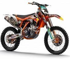 Nouvelle 350 KTM SX-F, l'avenir du motocross ?