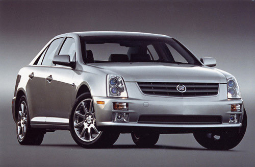 Cadillac STS : une CTS en grand format