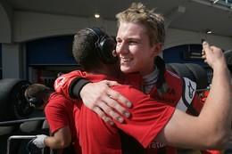 GP2 Turquie Qualification : Hulkenberg, rookie poleman