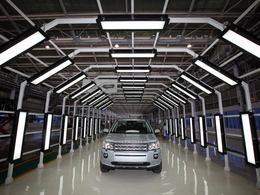 Jaguar Land Rover va produire en Chine dès cette année