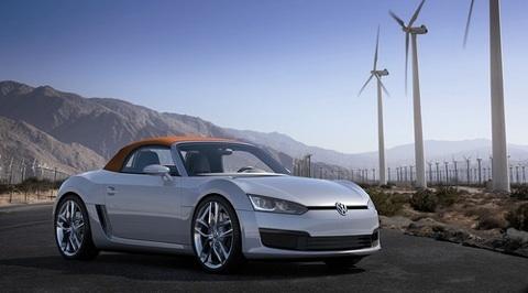 Le roadster Volkswagen BlueSport sera finalement produit