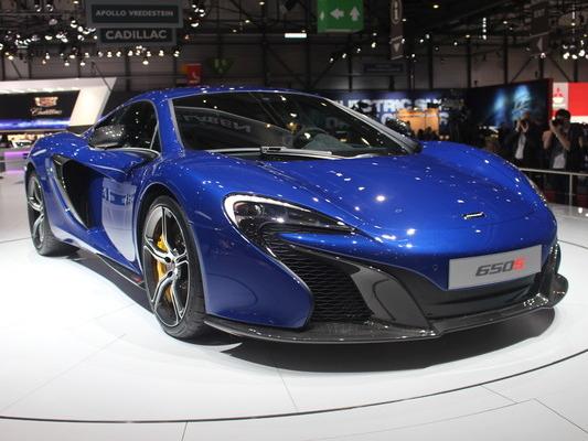 Le SUV chez McLaren, c'est non