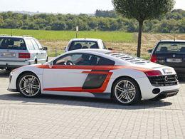 La mystérieuse Audi R8 RS, une MTM de 800 ch?