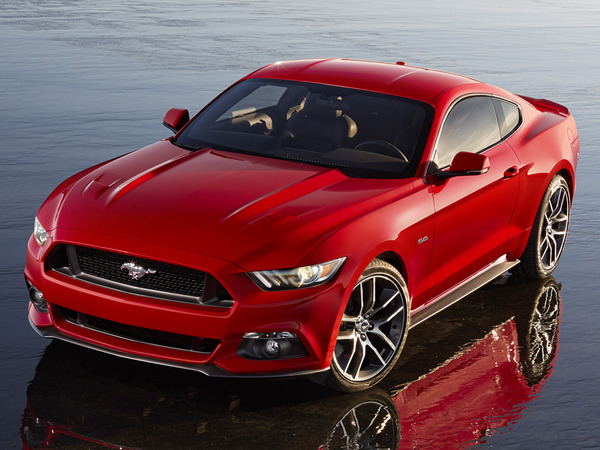 Voici le système de burnout de la Ford Mustang