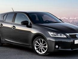 Toyota : six nouveaux hybrides d'ici 2012