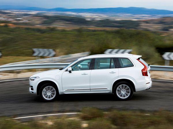 Volvo : le XC90 préparé par Polestar est au programme