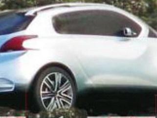Mondial de Paris 2010 : voici le concept-car Peugeot