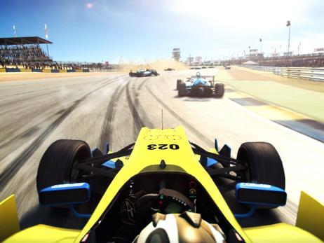 GRID Autosport : le retour de la vue cockpit !