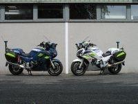 "Yamaha développe la gamme ""Gendarmerie, Police et Douane"""