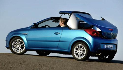 Opel Tigra Twin Top : et un coupé-cabriolet de plus, un !