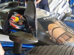 Kimi Räikkönen a testé la Peugeot 908 ... et il est content