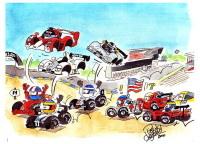 Suisse : les courses de Formule 1 devraient être à nouveau autorisées
