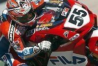 Superbike - Laconi: Avec DFX, mais sur une Ducati !