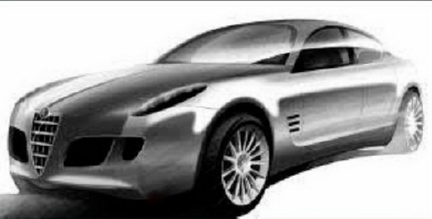 Future Alfa 169: sur base Jaguar ?