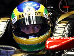 Officiel : Bruno Senna remplace Nick Heidfeld chez LRGP à Spa