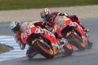 MotoGP - Phillip Island J.1 : Márquez prudent