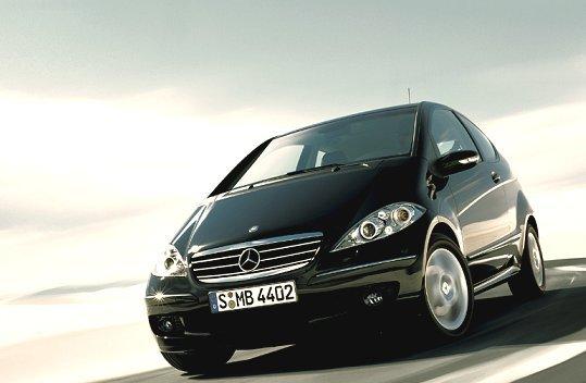 Futures Classe A & B : plateforme Mercedes, moteurs PSA-BMW !