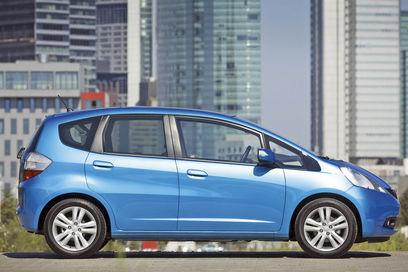 Honda : bientôt une mini Jazz pour concurrencer les Smart et iQ