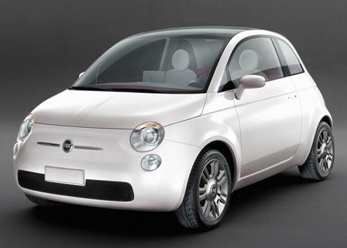 Fiat Trepiùno : la nouvelle Fiat 500