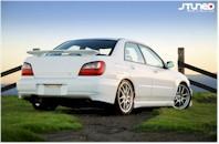 Subaru WRX pur style...
