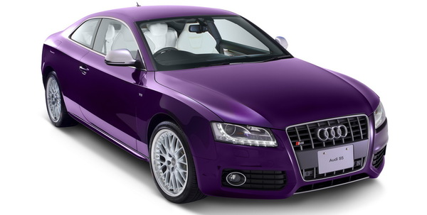 une audi s5 coup r serv e aux japonais. Black Bedroom Furniture Sets. Home Design Ideas