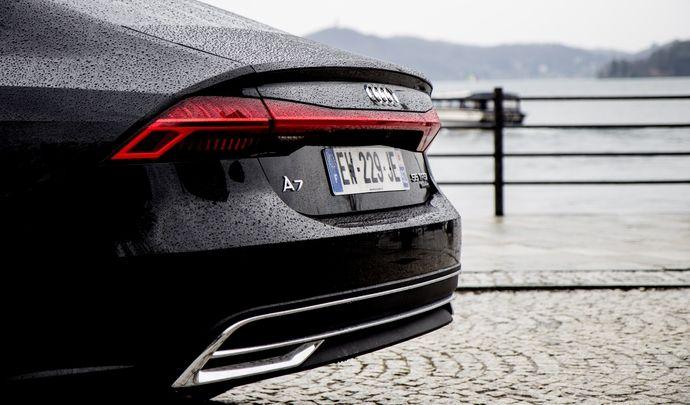 Audi : la fin des sorties d'échappement visibles ?
