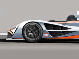 Jota Sport, 1ère écurie à engager la nouvelle LMP1 d'Aston Martin!