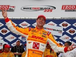 Indycar-New Hampshire: Victoire litigieuse de Hunter-Reay !