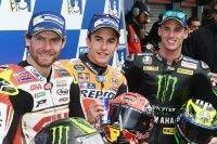 MotoGP - Phillip Island Qualifications: Márquez surnage Yamaha prend l'eau