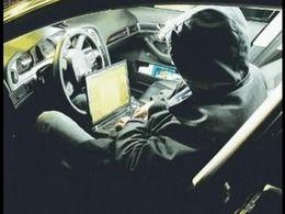 Les voitures volées sont d'abord électroniquement piratées