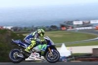 MotoGP - Phillip Island Qualifications: Rossi transparent