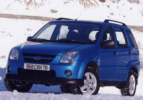 suzuki ignis 4 x 4 en route pour l 39 aventure. Black Bedroom Furniture Sets. Home Design Ideas
